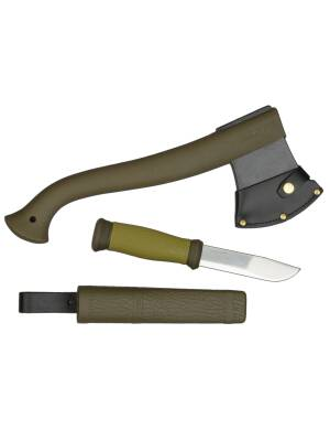 SET MORAKNIV TOPOR SI CUTIT OUTDOOR KIT MG 1-2001